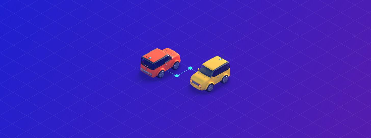 Streamr Automotive Industry